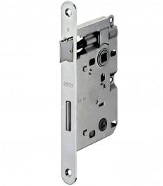 Брава за интериорна врата WC - Пикола - никел