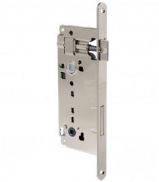 Брава за интериорна врата WC - Гранде - никел