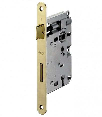 Брава за интериорна врата - Пикола - месинг