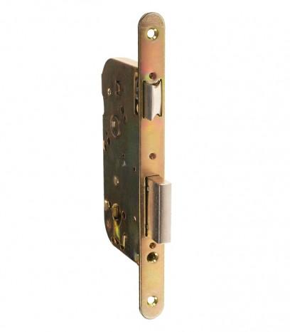Брава за входна врата - секретна TESA  - цинк тропикал