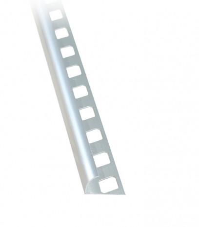 Външен завършващ ъгъл - сребро мат