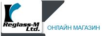 Reglass M EShop Footer Logo